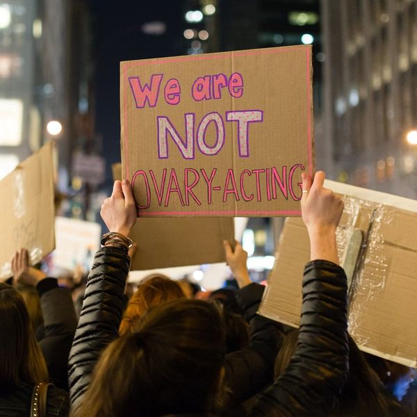 Here's What You Can Do to Continue Supporting the Women's Movement Now That the March Is Over