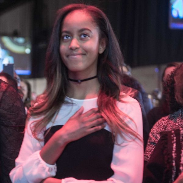 Malia Obama Just Landed an Internship With a Famous Hollywood Producer