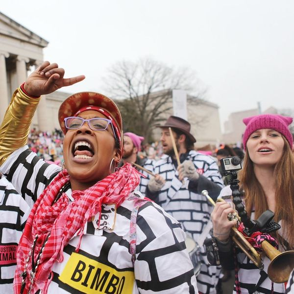 More People Showed Up to the Women's March Than Donald Trump's Inauguration