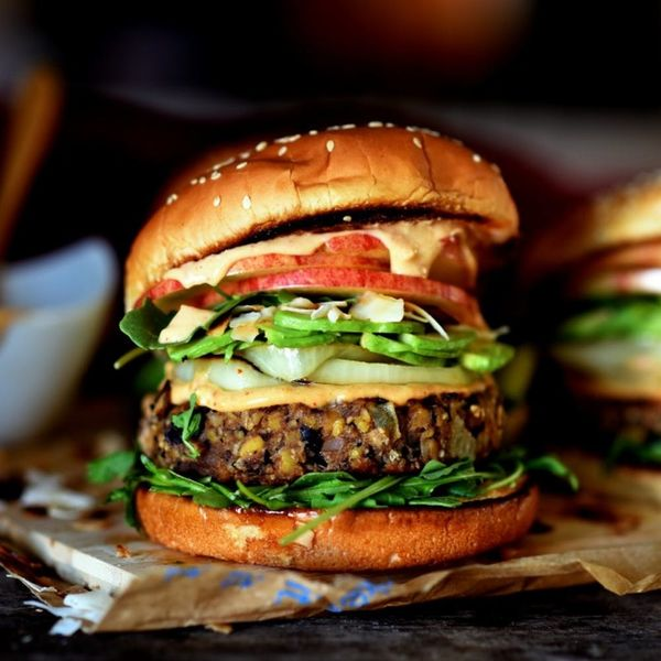 18 Gourmet *Winter* Burgers to Warm You Up at Dinner