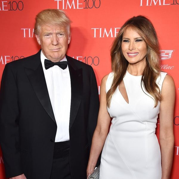 Melania Trump Has Found Someone (Totally Unexpected) to Dress Her for the Inauguration
