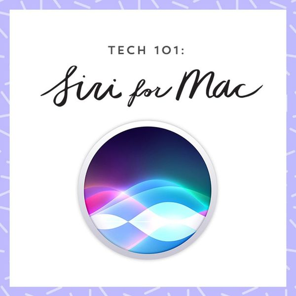 Siri for Mac Is the Lazy Girl's Spotlight Search