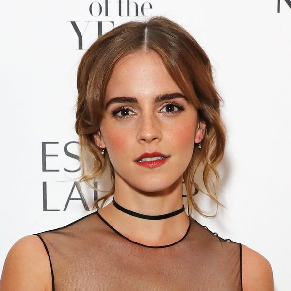 Emma Watson Reveals Why She Chose to Play Belle Instead of Cinderella
