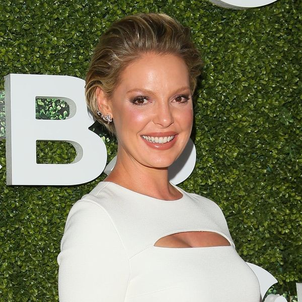 Katherine Heigl Just Welcomed a Baby Boy to the Family