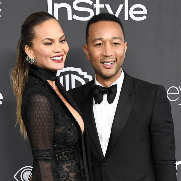 Chrissy Teigen + John Legend Wore Fried Chicken Onesies and It Was Perfection