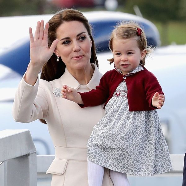 Here Are the Details of Meghan Markle's Long Overdue Intro to Kate Middleton + Princess Charlotte