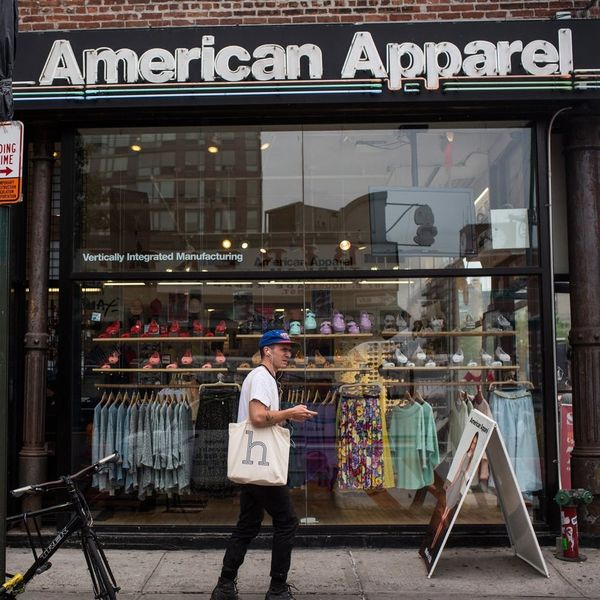 Say Buh-Bye to Your Fave Bodysuits: American Apparel Is Closing Its Doors