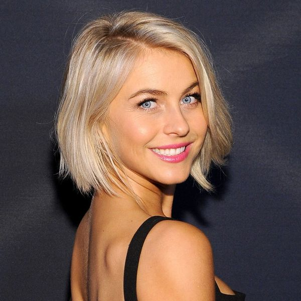 Julianne Hough Is the Latest Celebrity to Embrace Pastel Hair