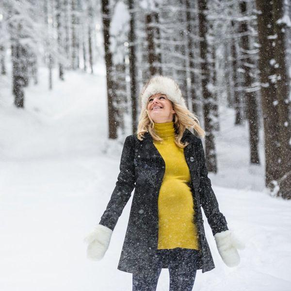 5 Ways to Winterize Your Maternity Wear