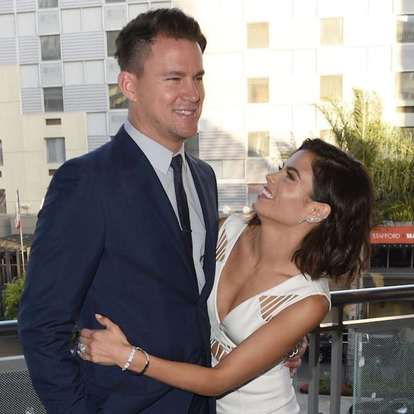 Channing Tatum's NSFW Pic of His Wife Leaves Us With One Serious Question