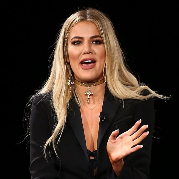 Khloé Kardashian Has Something to Say About Rob & Chyna… and It Isn't Nice!
