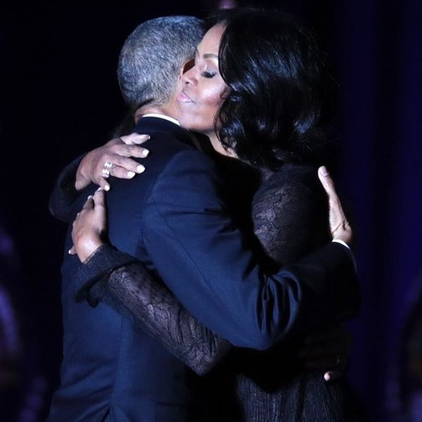 Why Michelle Obama's Farewell Speech Dress Was So Meaningful