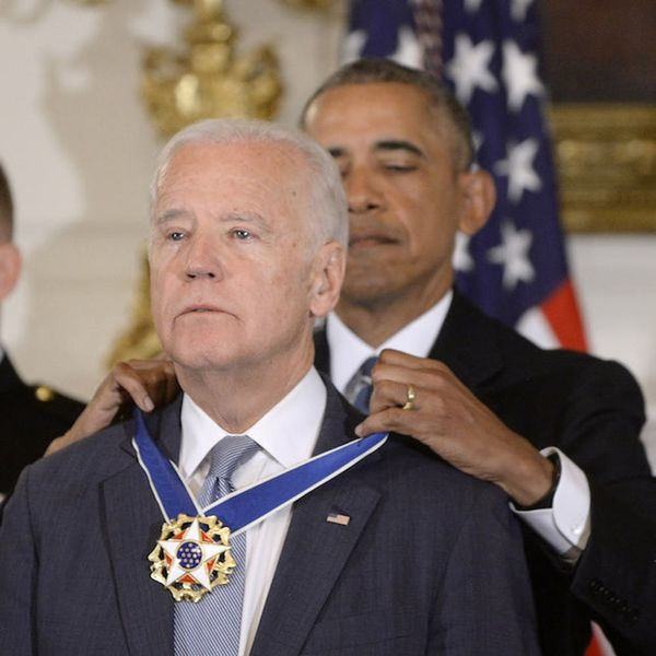 Morning Buzz! You'll Weep As Much As Joe Biden When Obama Surprised Him With This Huge Honor + More