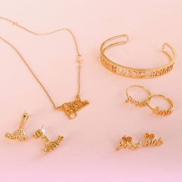 Ban.do x Bing Bang's New 5-Piece Jewelry Collab Is Effin' Adorable