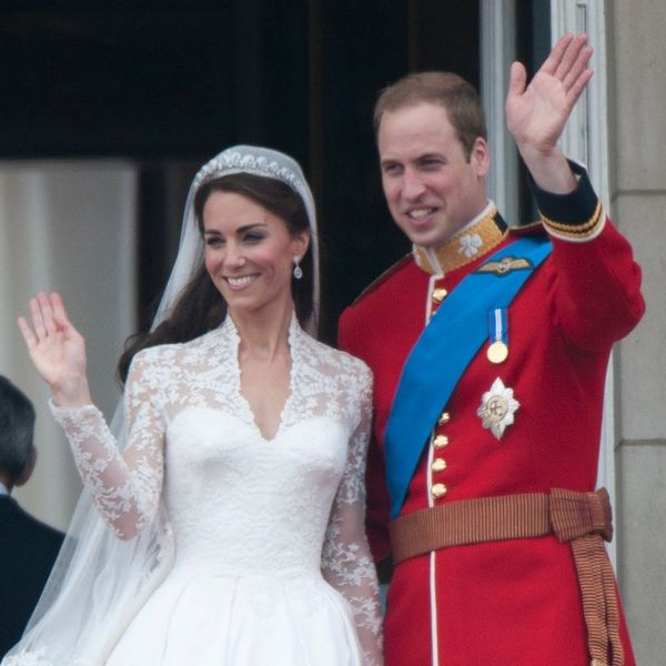 Get Married at William and Kate's Kensington Palace for the Royal Wedding of Your Dreams
