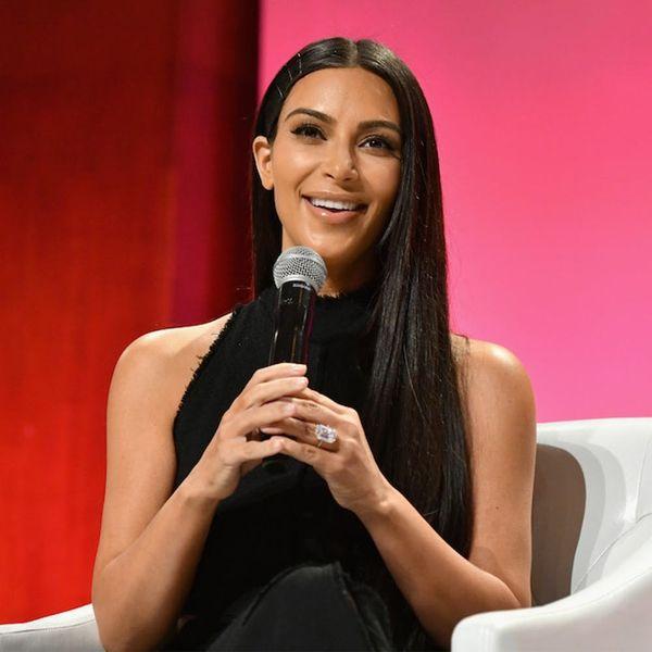 Kim Kardashian Replaced Her 20-Carat Diamond With This Surprising Ring