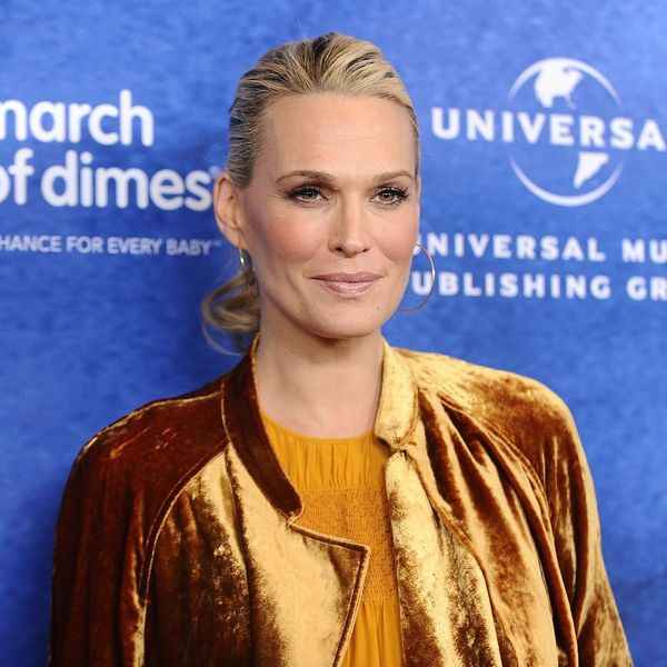 Molly Sims Just Welcomed a Baby Boy and His Name Is As Cute As His Tiny Face