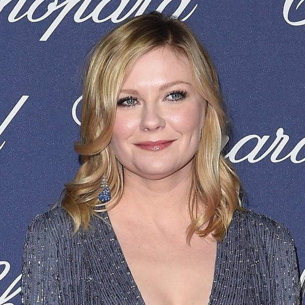 Kirsten Dunst Is Reportedly Engaged and Flashing Her Diamond Ring