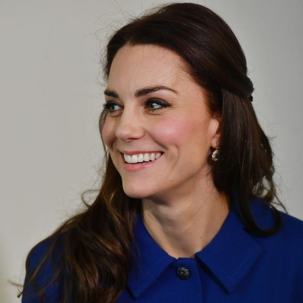Kate Middleton Wore This '90s Hair Clip and We're Confused