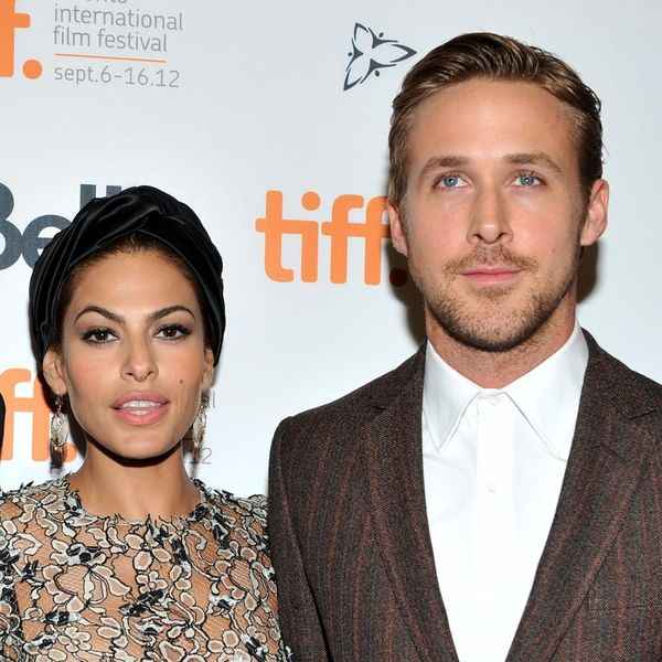 Eva Mendes' Response to Ryan Gosling's Speech Was So Subtle You Probably Missed It