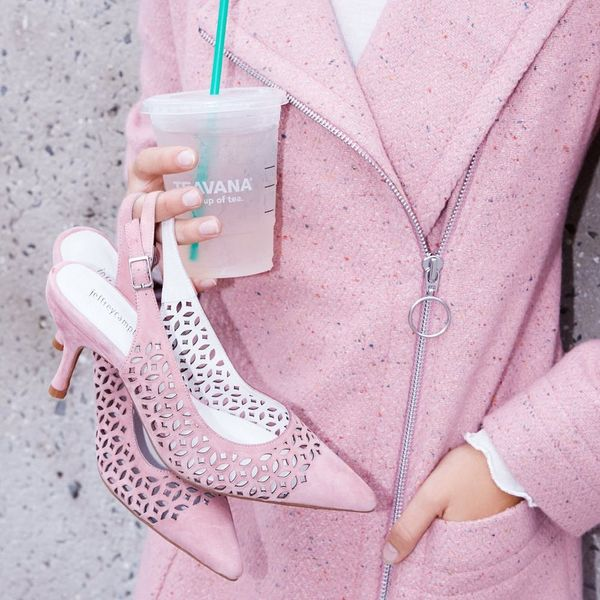 The Unsuspecting Heel Height You'll Be Wearing on Repeat in 2017