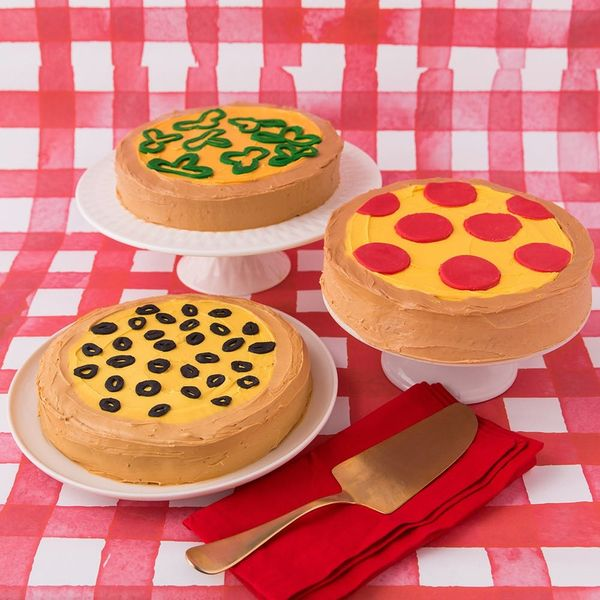 This Pizza Cake Recipe Is a Piece of Cake to Bake