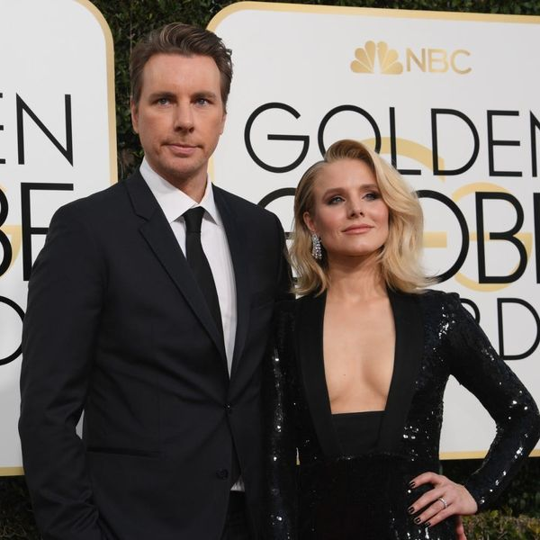 You Won't Believe What Kristen Bell and Dax Shepard Did After the Golden Globes