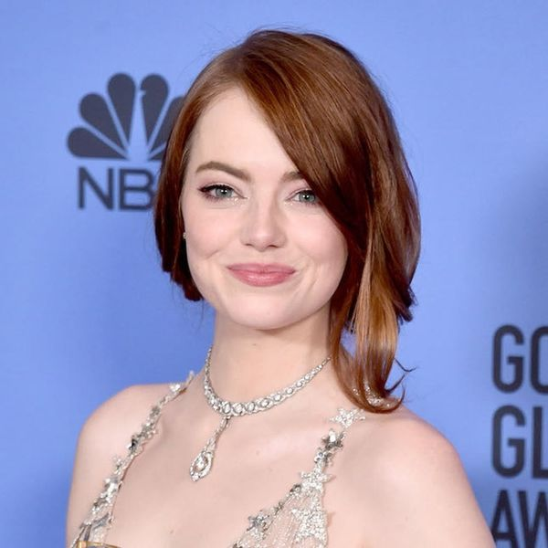 Morning Buzz! Emma Stone Getting Denied a Hug Was the Most Perfectly Awkward Golden Globe Moment + More
