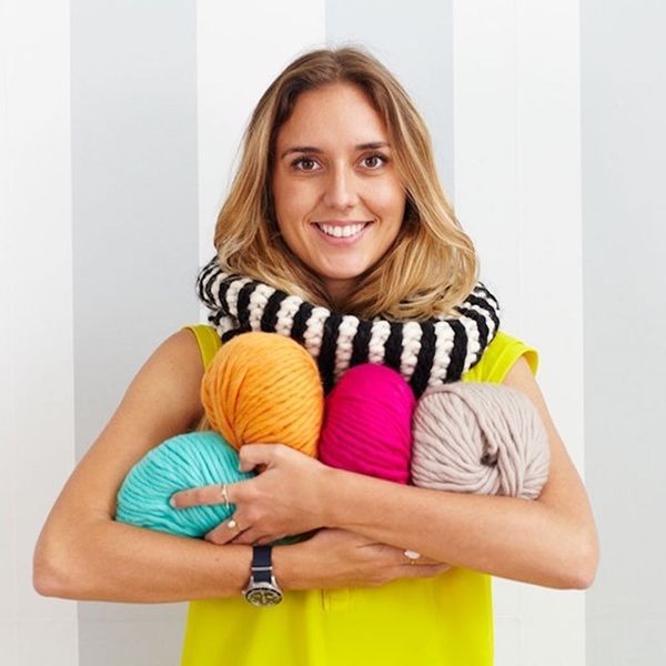 """You Can Now Support the Women's March on Washington by Knitting a """"Pussyhat"""""""