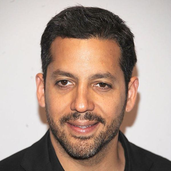 David Blaine Just Had a MAJOR Scare Doing a Magic Trick With a Bullet