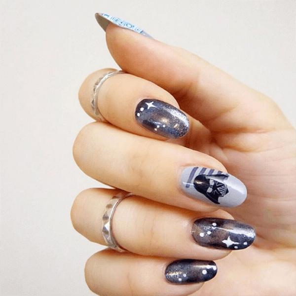 12 Star Wars Manicures to Honor Your Inner Princess Leia