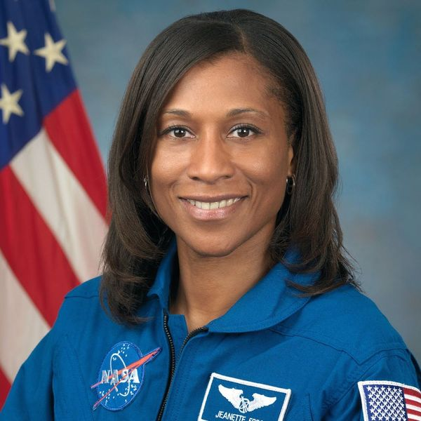 The First African-American Astronaut to Head to the International Space Station Is a Total #GirlBoss