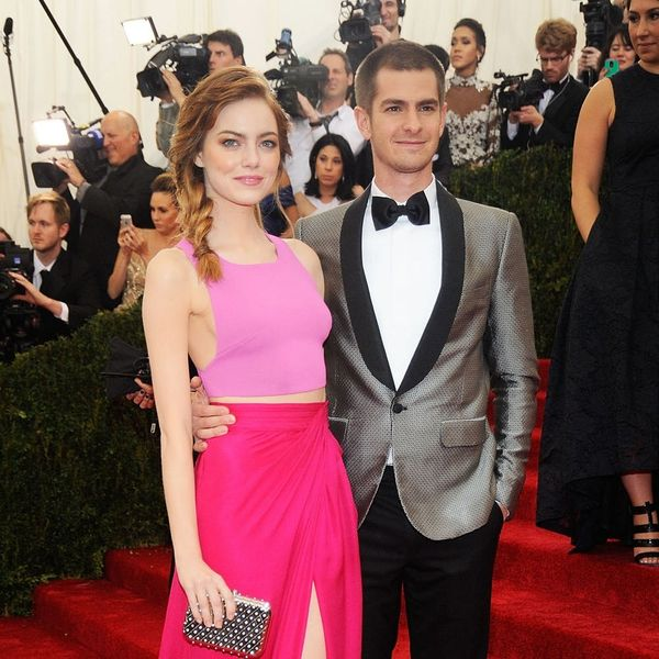 Emma Stone and Andrew Garfield Just Reunited and It Was Everything We Could Have Hoped For
