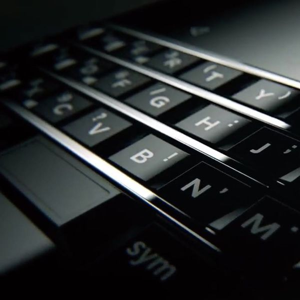 This Is the Last Phone BlackBerry Will Ever Make