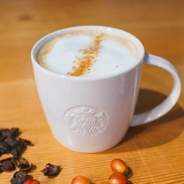 Starbucks' First New Beverage of 2017 Is the Cascara Latté