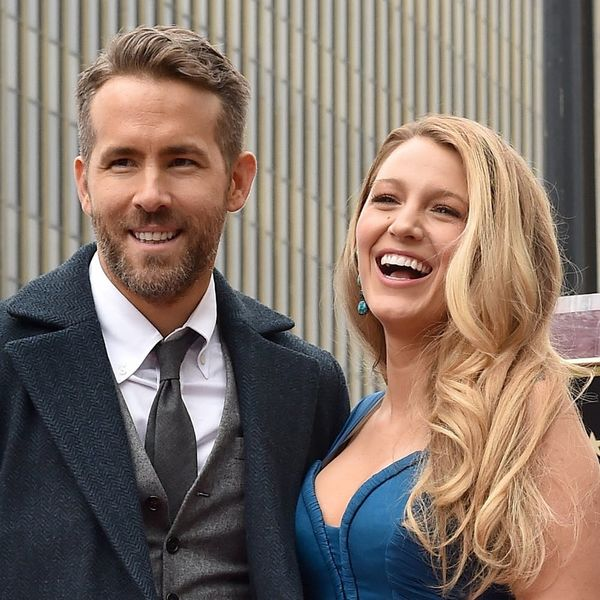 Ryan Reynolds Revealed How Blake Lively Helps Him With Anxiety