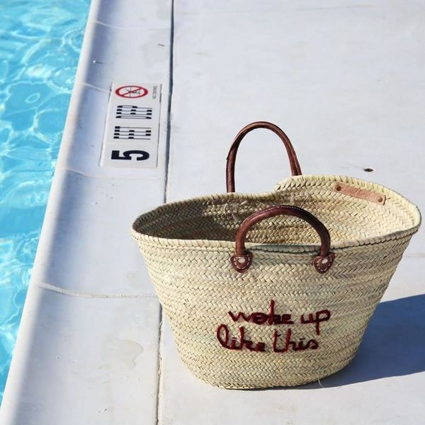 These Cheeky Poolside Bags Will Make You Want to Plan a Vacay Stat
