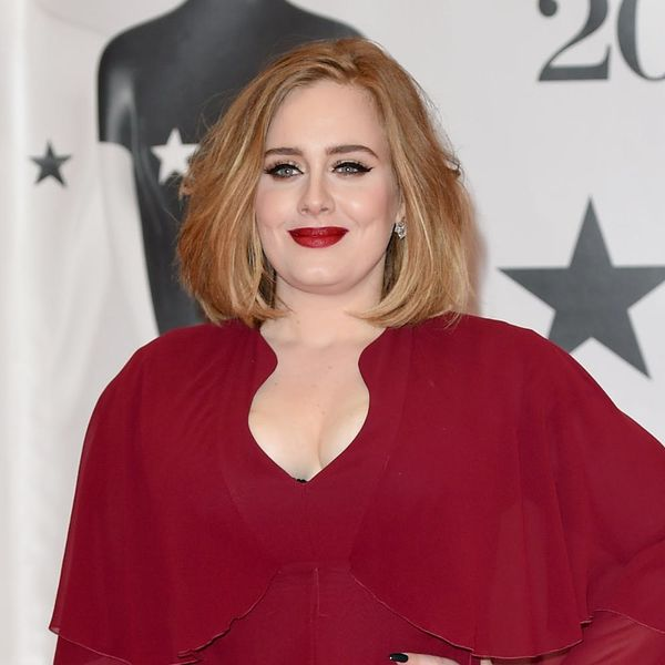Adele and Her Bae Are Wearing Matching Gold Rings, Sparking Marriage Buzz