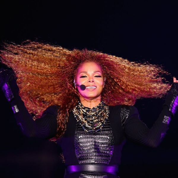 50-Year-Old Janet Jackson Has Welcomed Her New Baby Boy