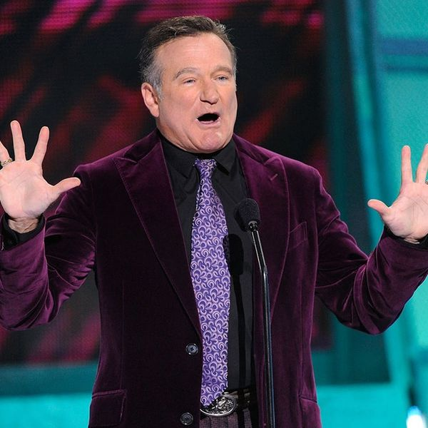 Robin Williams Tried to Play Hagrid in Harry Potter and Our Minds Are Blown