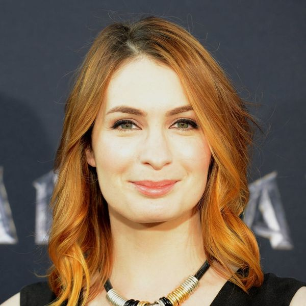 Whoa! Felicia Day Announced She's Pregnant Just 3 Weeks Before the Due Date
