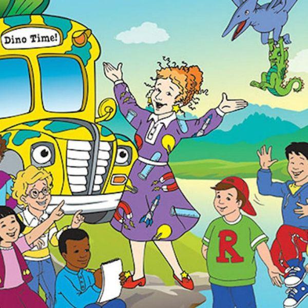 """Seat Belts, Everyone!"" Netflix Is Bringing Back The Magic School Bus"