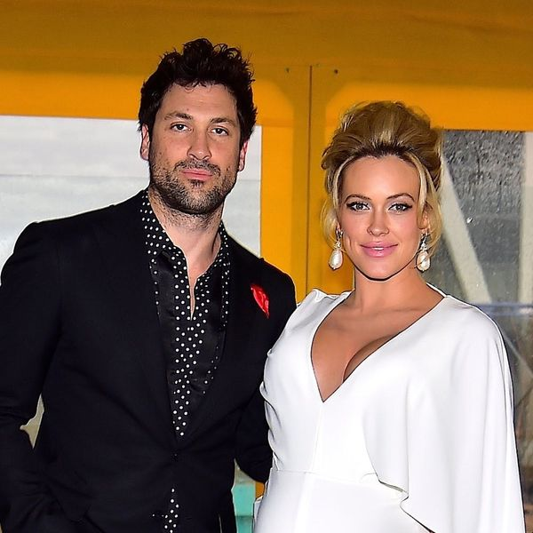 Dancing With the Stars' Peta Murgatroyd and Maksim Chmerkovskiy Just Welcomed Their First Baby