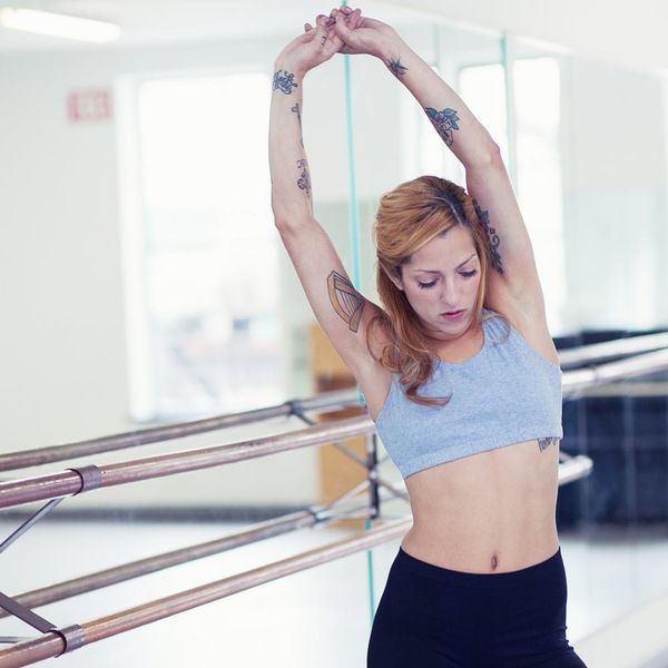 This Barre Workout Might Be the Fitness Newbie's New Fix