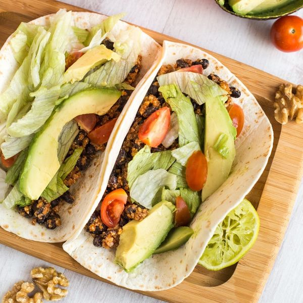 Walnuts Will Be Your New Favorite Taco Meat!