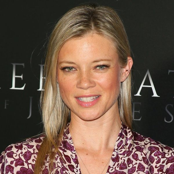 Amy Smart Had a Baby Girl on NYE and This Is Her Classically Pretty Name