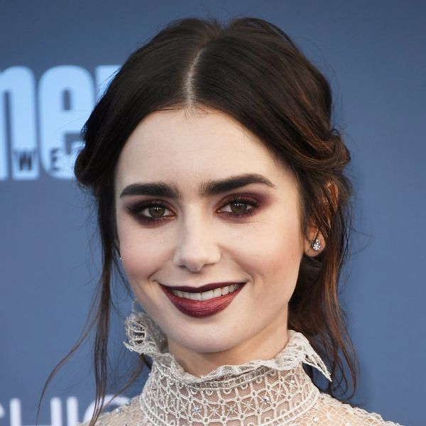 Lily Collins Cashing in on Her Harry Potter-Themed Xmas Gift Will Make You Smile
