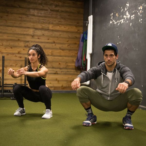 Cuffing Season Is Here + We Have the Workouts for You and Your New Boo