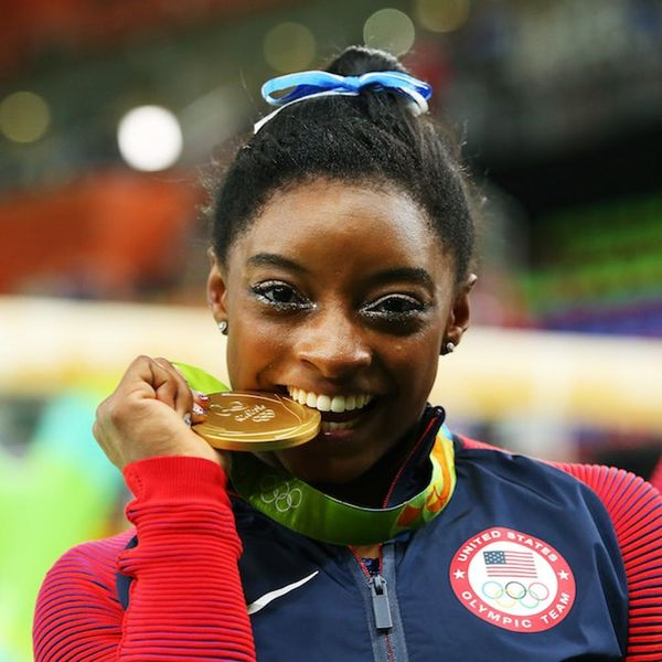 8 Times Simone Biles Brought So Much Joy to Our Lives in 2016
