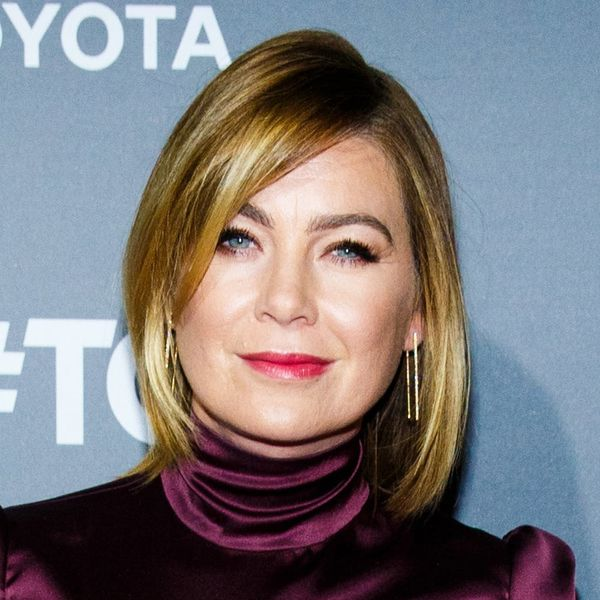 Ellen Pompeo Announces Her Baby's Name With a Heartwarming Pic